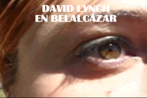 David Lynch en Belalcázar con música